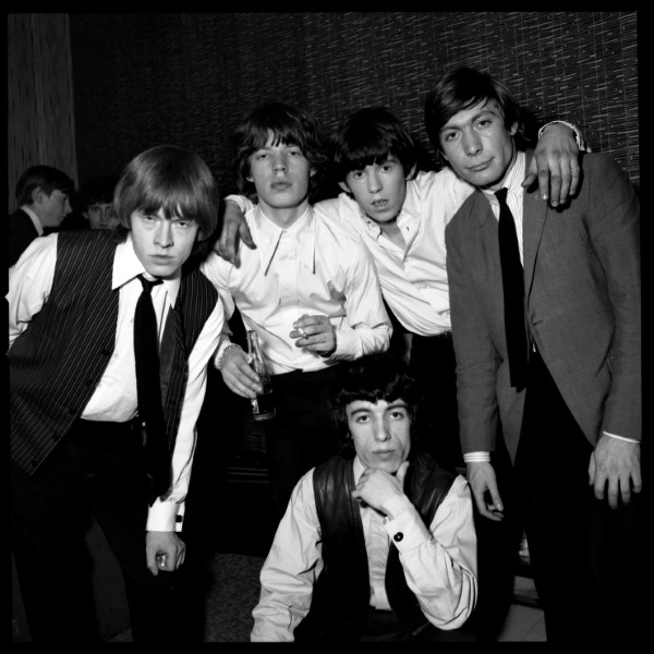 The Rolling Stones. © Jim Simpson